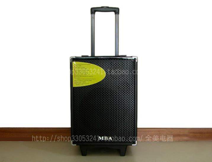 JY8610便攜移動式音響 1
