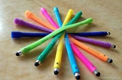 硅胶礼品手环触控笔