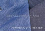 Tencel cotton denim fabric