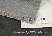 Tencel cotton warp knitted denim fabric