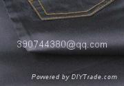 T/C coated denim fabric