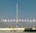 GFL系列四角鋼結構避雷針塔