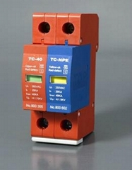 TC20模块式电源防雷器