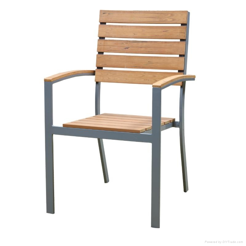 Plastic Wood Chair Bz Cp Boze China Manufacturer Outdoor Furniture Furniture Products