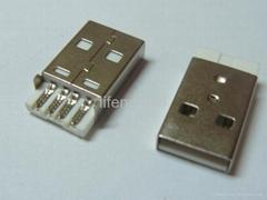 USB AM short body welding line type
