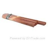 Externa idiameter8-160 wall thickness 0.7-50copper pipe