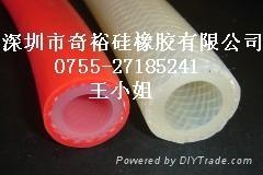 玻纤硅胶网管