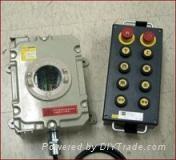 直销台湾阿波罗防爆型工业无线遥控器