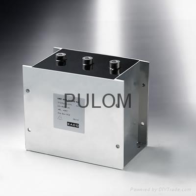 高频加热机谐振电容器 1