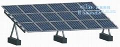 古林太阳能地面可调节支架系统