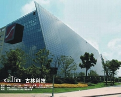 古林太阳能幕墙框架系统