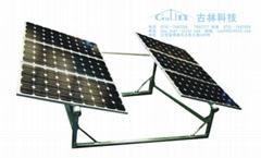 古林太阳能追日跟踪支架系统1x