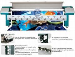 FY-3276H Solvent Printer