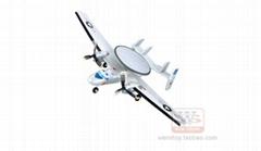 猎鹰E-2预警机 wx8805