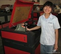 石材激光雕刻机-分体式激光雕刻机