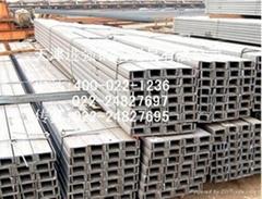 天津熱鍍鋅槽鋼