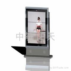 46寸戶外拼接高清高亮液晶LCD廣告機