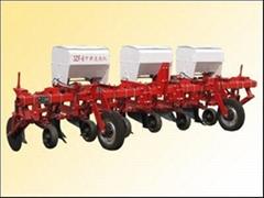 Cultivator-Fertilizer