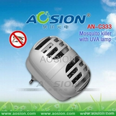 insect killer with UVA lamp