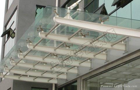 免费设计雨棚效果图,钢结构雨棚效果图,玻璃雨棚效果图.