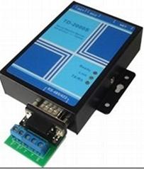 RS485轉TCPIP串口服務器TD-2000S