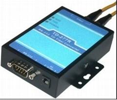 RS232转CAN光纤调制解调器TD-277R