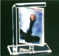 晶美出品2010年生产的亚克力相框