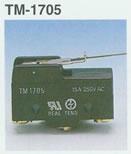 蘇州微動開關TM-1705