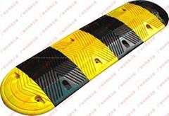 厂家直销广州橡胶减速带