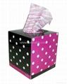Cube Box Facial Tissue 3