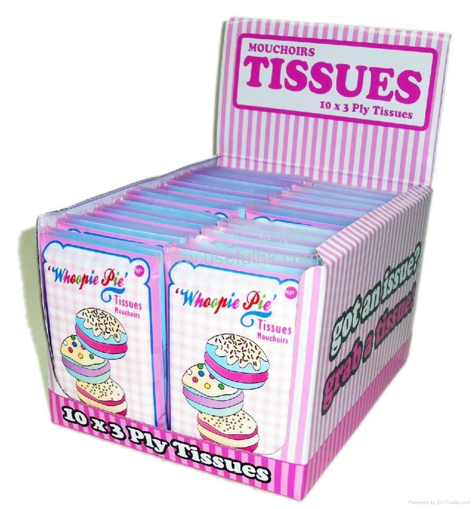 Wallet Pack Tissue Paper 1