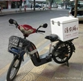 delivery box for fast food