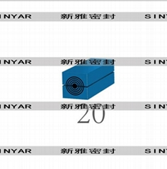 Cable wear every sealing device module MCT 20