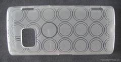 Circle line TPU case for Nokia