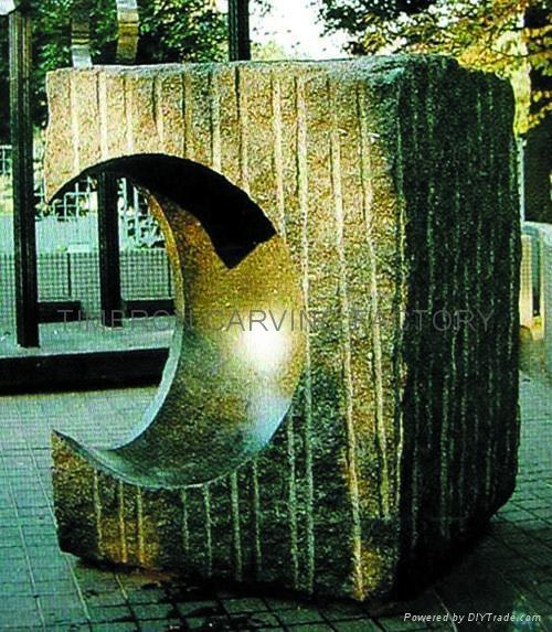 抽象雕刻 1