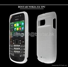 TPU case for Nokia E6