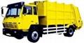 HOWO garbage truck 2
