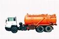HOWO Sewage Suction truck