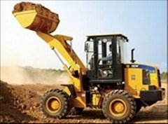 Wheel loader China