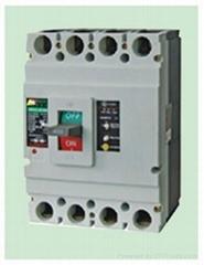 YNM1LE 系列带剩余电流保护塑壳式断路器