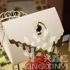 2012 High Quality Invitation Wedding Card
