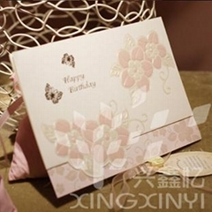 2012 xingxinyi special design wedding invitation card