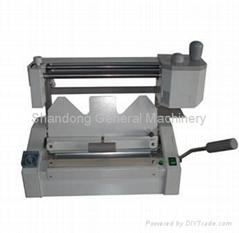 chinese Desktop perfect glue binding machine