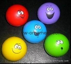 pu ball for vending machine