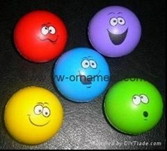 pu ball for vending mach