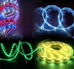 高流明高亮度低光衰LED软灯带