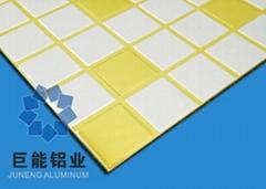 Diffuse Matt aluminum sheet