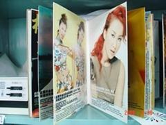 PET crystal photo paper 50 sets / pack
