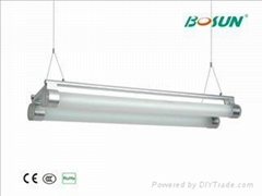 2x28W T5 office commercial lighting