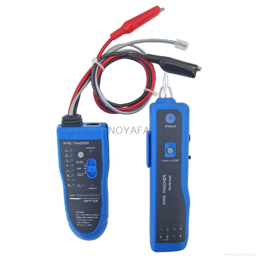 Cat 5 Cable Locator : Network cable locator nf b china manufacturer